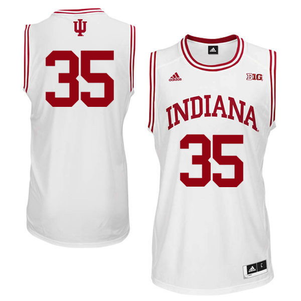 Men Indiana Hoosiers #35 Walt Bellamy College Basketball Jerseys Sale-White